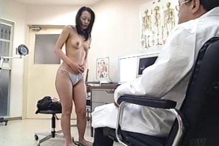Crazy Asain milf with small perky tits begs for sex and anal insertion