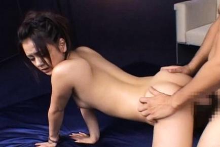 Sugary sweetheart Rui Natsukawa enjoys dildo and cock in her anal