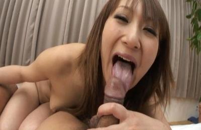 Glorious bombshell Anna Mizukawa gets pleasure of anal sex