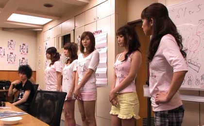 Glamorous Asian sex doll Mirai Haneda sucks rod on Asian anal porn