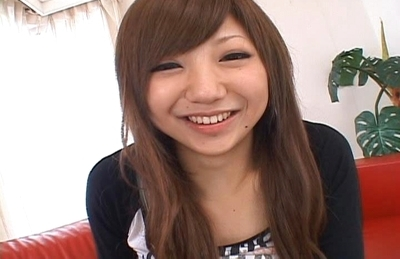 Masterful Asian chick Ana Oshirino sucks cock gets her anal fingered