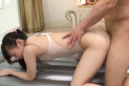 Young babe Konishi Marie worthwhile fuck